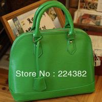 2013 New Top Brand Fashion Ladies Louis PU Bags For Women Handbags Shoulder Bags Messager Bags Women Mint Green Free shipping