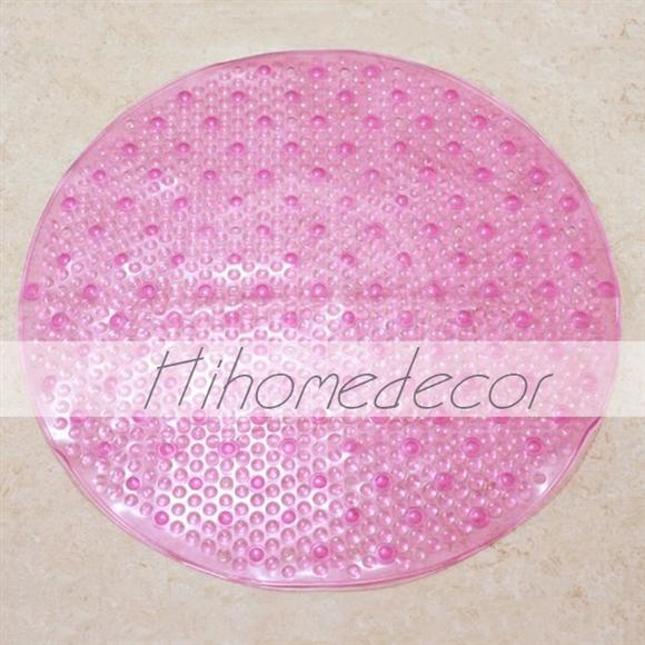 Modern Housing Antislip Round Bath Rugs(China (Mainland))