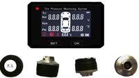 Car use 4 external sensor TPMS( Tire Pressure Sensor System)