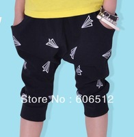 Free shipping children 's shorts summer models pant sub sports pants