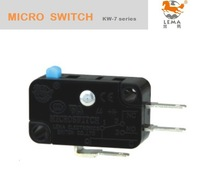 KW-7-0R 8A 250VAC SPDT ON-OFF electrical micro switch