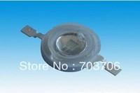 Free Shipping 100pcs High power 1W 20-30LM 3.2-3.4V Blue led lamp TAUWAN chip