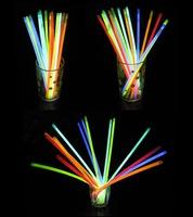 fluorescent bracelets flashing lighting wand novelty toy glow sticks for crazy festivities ceremony item product Free shipping