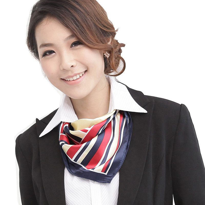 Work wear silk scarf 60cm scarf hot sale,fashion , Free Shipping(China (Mainland))