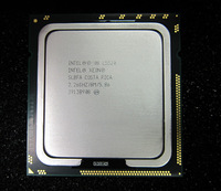 INTEL XEON CPU L5520 2.26GHz 8MB D0 Step quad-core 8 thread low power 60w Support X58 Motherboard HOT