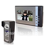 7 inch color screen video door bell for villa G802M
