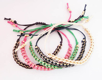 Good quality knitted bracelets women bracelet free shipping ,Min order $15