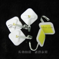 Plaid pavans adhesive hook strong adhesive hook suction cup foam hook double faced adhesive hook accessories suction cup
