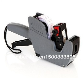 Free shipping Pricing machine label Price Tag Tagging Marking Pricing Gun Labeler