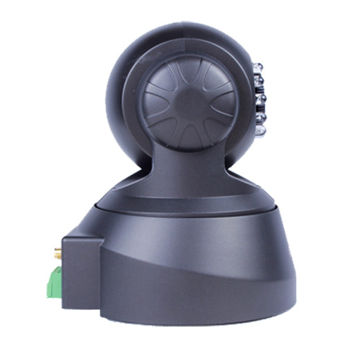 IP High Speed Dome Camera; High image &amp; video quality, two-way audio monitor IP Camera, Support Audio Intercom-Linda(China (Mainland))