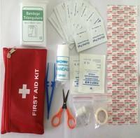 Outdoor camping supplies life-saving medpac emergency bag portable hiking first aid kit set