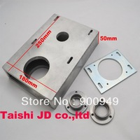 FREE SHIPPING CNC GEAR BOX/STEPPER MOTOR GEAR END SUPPORT/CNC SPARE PARTS