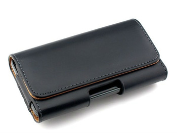 Hot Sale ( (  ) )  piece black pu Leather for jiayu with Belt Clip for jiayu g4 case Cover + 1 diamond Dust plug