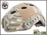 Protective helmet Pararescue Jump Helmet EMERSON Tactical FAST Helmet PJ TYPE Multicam EM5668D