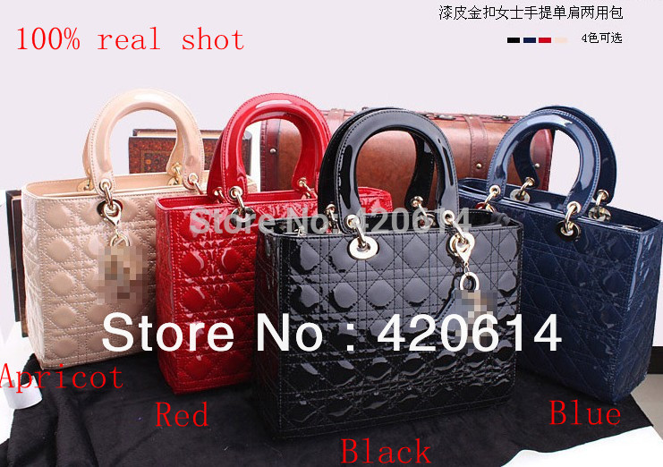 Free shipping, New Stylish brand Pattern, 100% Genuine Leather Women Handbags Brand Ladies Totes Bags Popular ladies Handbags(China (Mainland))
