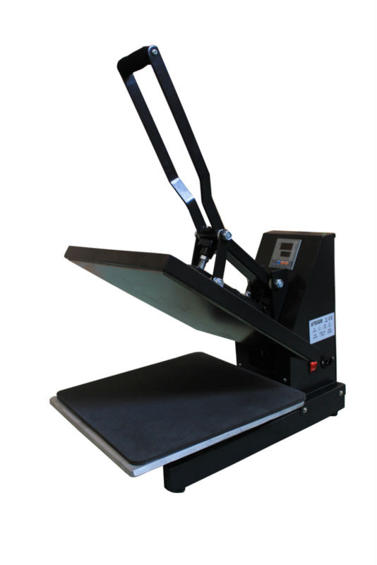 Digital Flat heating plate heat press machine (HP3803)(China (Mainland))