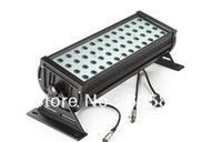 45W RGB led floodlight, led wall washer DMX512 control+1pcs DMX512 controller+one 120 power supply