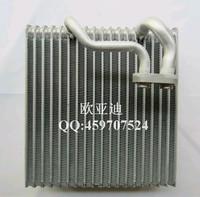 J6 heavy truck evaporator core j6 automotive air conditioning evaporator aluminum evaporation tank