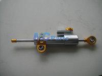 CNC Steering Damper Stabilizer For Suzuki GSXR GSR 600 750 K2 K4 K6 K8 1300 GSXR 1000 K1 K3 K5 K7 K9 SV 650/S Titanium