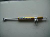 Adjustable Steering Damper Stabilizer with 6 Steps For Yamaha YZF R1 R6 FZ6 FZ1 FAZER XJR FJR 1300 Gold