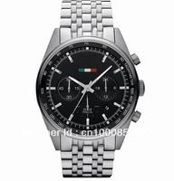 Mens chronograph Watch Free Shipping With Original box And Certificate AR5983