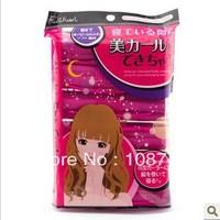Latest DIY 60packs/lot Pink Sponge Hair Roller Braided Hair Curler hair accessory