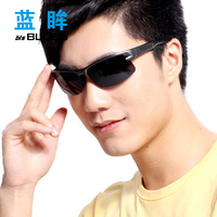 Limited edition aluminum magnesium rack carbon fiber quality sunglasses male sunglasses driving glasses