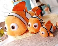2013New arrival Nemo Soft Toy 16'' Clownfish plush doll stuffed animal fish Nemo plush toys for kids, best gift, free shipping