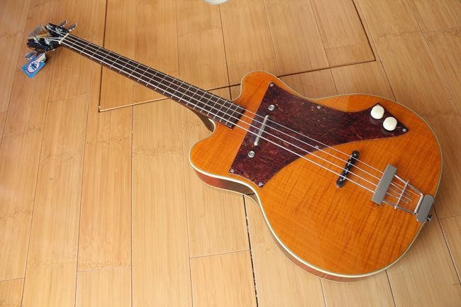 KAY JAZZ SPECIAL BASS GUITARS RARE(China (Mainland))