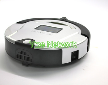Free shipping,Virtual Wall,LCD Display,UV Disinfection,Mopper,Intelligent Home Robot(Robotic) Vacuum Cleaner(Cleanmate,Sweeper)