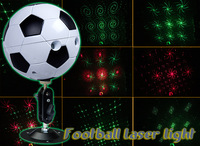 8X/LOT NEW&HOT 130MW RG MIni Football Twinking Laser Light,Disco Laser Effects,Christmas Party Laser With Free Shipping