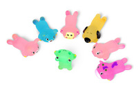 Free shippng Cartoon mouse wrist length ice pad bear animal doll hand rest wrist support