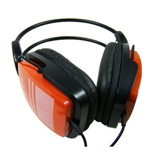 Wholesale first look high-fidelity headset computer headset headset the home Internet gaming headset with a microphone(China (Mainland))