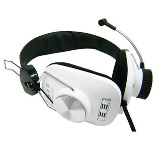 Wholesale authentic bass headset computer headset headset the home Internet gaming headset with microphone(China (Mainland))