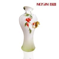 Squirrel vase modern fashion ceramic flower decoration vase modern brief
