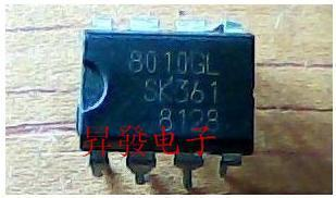 [E] printer power chip SI-8010GL DIP8 step-down switching regulator ascending(China (Mainland))