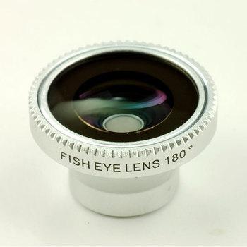 1pcs,portable Detachable Fisheye Fish eye lens maganetic adsorption Lens for iPhone 4 for iPhone 5 iPod Nano 4G iPad,Nice Gift