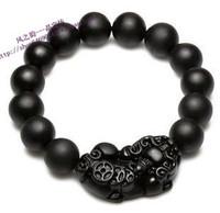 2013 pi xiu bracelet natural health care anti fatigue male Women 12mm