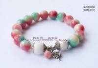 Natural stone phoenix bracelet national trend Women