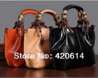 100% Genuine Leather 2013 fashion handbags women shoulder bags designers brand handbags high quality messenger bag totes