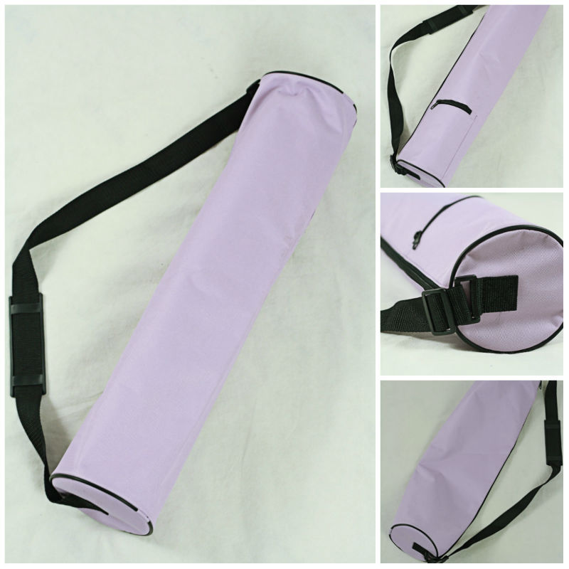 oxford fabric Yoga bag Adjustable Strap waterproof Exercise Sports Mat For Men two color(China (Mainland))