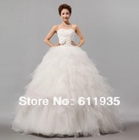 free  shipping   The latest 2013 han edition dress feather sweet flowers