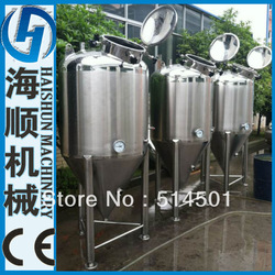 450L Stainless steel Home brew conical fermenter(China (Mainland))