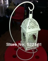 European-style wrought iron candelabra, wrought iron hook Home Decoration Creative candlestick wedding supplies