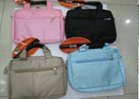 Kinds of computer laptop handbag 14 notebook bag unisex color(China (Mainland))
