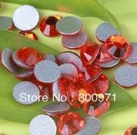 Free shipping 1440pcs 2mm SS6 Hyacinth color flat back rhinestone, Non HotFix Rhinestones for DIY crystal rhinetones