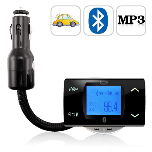 Car MP3 Bluetooth transmitter Car Bluetooth camera models car bluetooth handsfree kit MP3 player(China (Mainland))