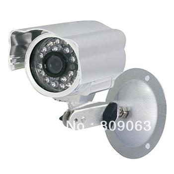 1/3 Sony CCD 420TVL Camera 24PCS IR LED 25M IR Series Distance 6mm Lens Weatherproof