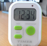 half economic Ps-368 automatic cycle timer electronic timer reminder switch flasher vibration