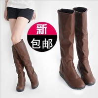 2013 new autumn and winter fashion ladies boots increased in Ma Dingxue Knight